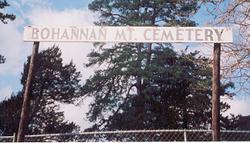 Bohannan Mountain Cemetery