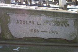 Adolph L. Ackermann