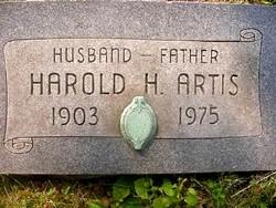 Harold H. Artis