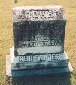 William Augusta Hooker