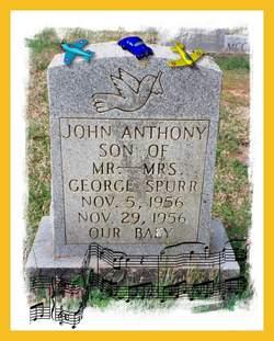 John Anthony Spurr