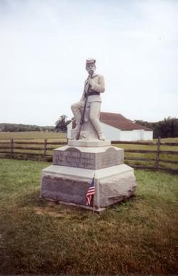 149th Pennsylvania Infantry Monument