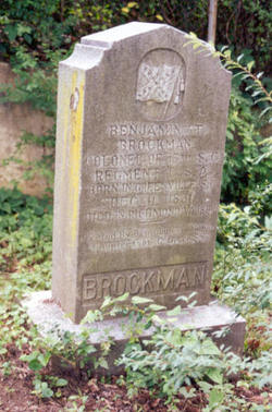 Col Benjamin Thomas Brockman