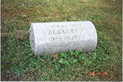 William W Alexander