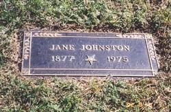 Jane <i>Woombill</i> Johnston