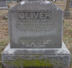 Mordecai Oliver