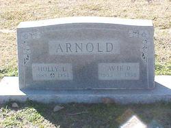 Avie Dora <i>Moss</i> Arnold