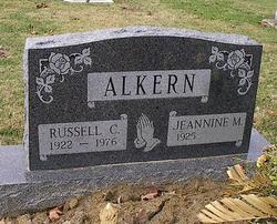 Jeannine <i>Armstrong</i> Alkern