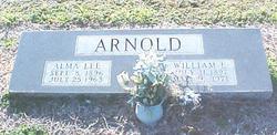 Alma Lee <i>Gant</i> Arnold
