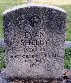 Evan Shelby, Jr