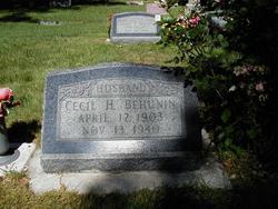Cecil Henry Behunin