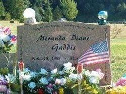 Miranda Diane Gaddis