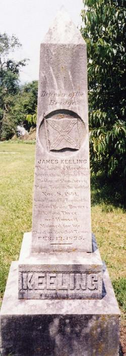 James Keeling