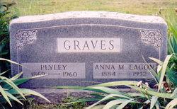 Anna Myrtle <i>Eagon</i> Graves