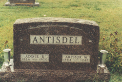 Addie Belle <i>Davis</i> Antisdel
