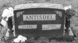 Clara Belle <i>Kirkpatrick</i> Antisdel