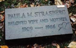 Paula <i>Miller</i> Strasberg