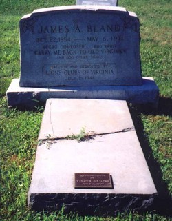 James A. Bland