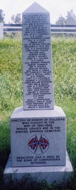 Confederate Memorial