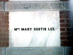 Mary Anne Randolph <i>Custis</i> Lee