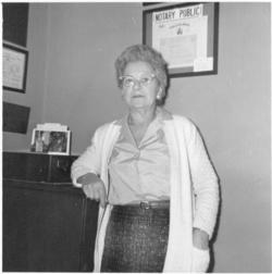 Cora Eleanor <i>Follansbee</i> Applegate