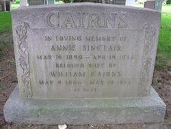 Annie Sinclair