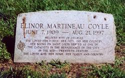 Elinor <i>Martineau</i> Coyle