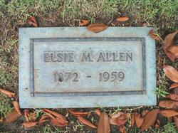 Elsie May <i>Spencer</i> Allen