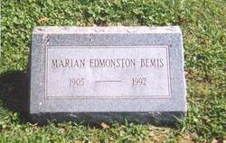 Marian Bryan <i>Edmonston</i> Bemis