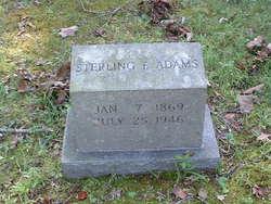 Sterling Fowlkes Adams
