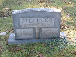 Ella T <i>Starling</i> Billings
