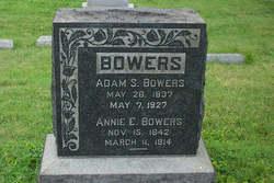 Adam Summerfield Bowers, II