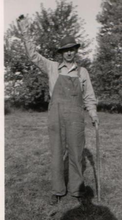 Everett Huey Jones