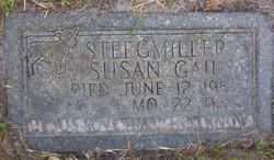 Susan Gail Steegmiller