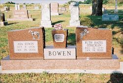Asa Edwin Bowen