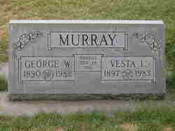 Vesta Leola <i>Starr</i> Murray