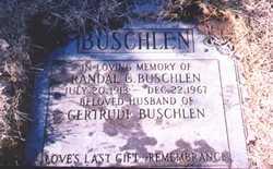 Randal George Buschlen