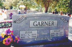 Willie Ellis Garner