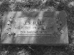 J W Hale