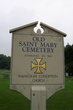 Old Saint Mary Cemetery