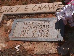 Lucy <i>White</i> Crawford