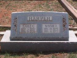 Earle C Harper
