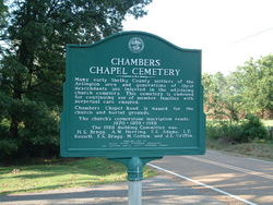 Chambers Chapel Cemetery