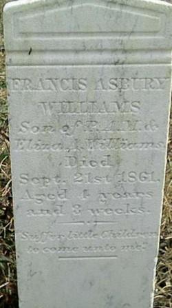 Francis Asbury Williams