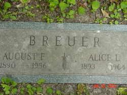 August F Breuer