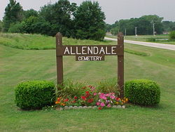 Allendale Cemetery