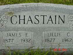 Lillie Catherine <i>Farr</i> Chastain