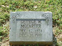 George W. McCarter