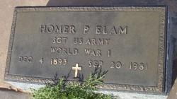 Homer Price Elam