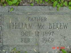 William Mc. Belew